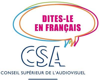 Premiere journée de la langue française dans les médias audiovisuels le 16 Mars 2015