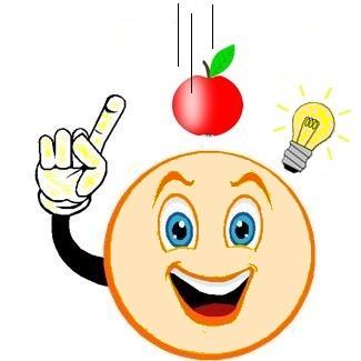 Hommage à Gotlib et sa rubrique à brac avec la fameuse pomme de Newton, un exemple de sérendipité