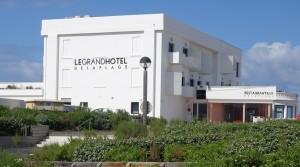 grand hotel de la plage Biscarrosse