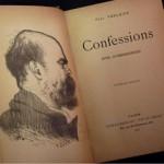 """Grosse légume dans """"Confessions"""" Paul verlaine"""
