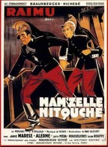 sainte nitouche dans le film Mamzelle Nitouche
