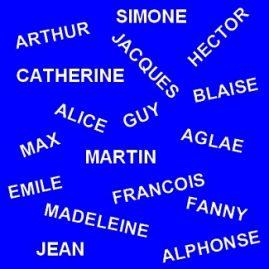 expressions françaises avec un prénom