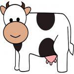 expression avec le mot vache