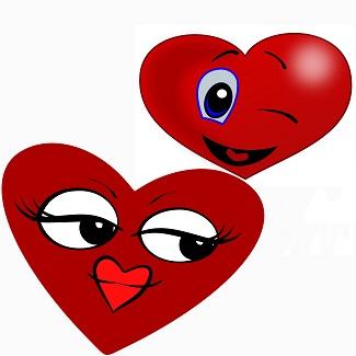 Etre amoureux - diverses expressions