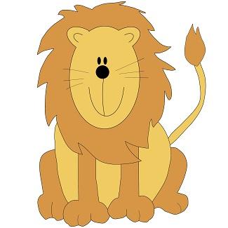 expression avec le mot lion