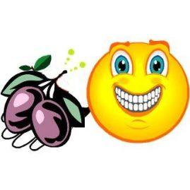 pour des prunes