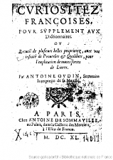Antoine OUDIN