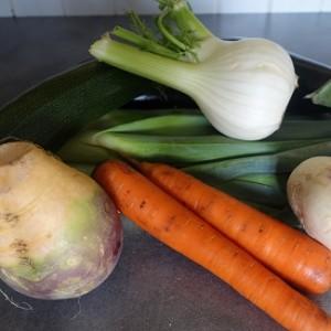 Les légumes dans les expressions françaises