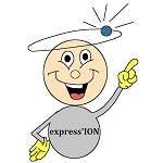 express ION mascotte de savour.eu