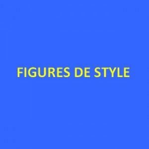 langue française, figures de style