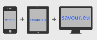 Savour.eu un site web adaptatif