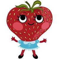 la fraise dans les expressions françaises