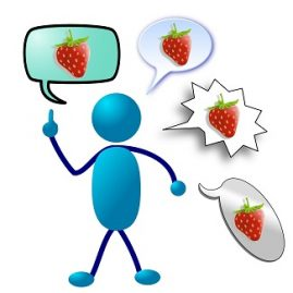 expression ramener sa fraise