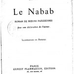 le nabab Alphonse Daudet
