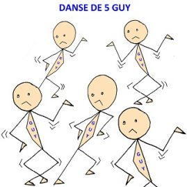 Avoir la danse de Saint Guy