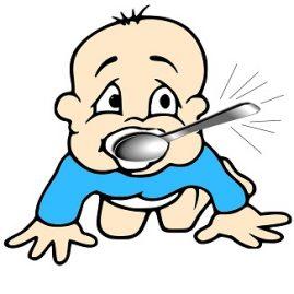 Etre né avec une cuiller d'argent dans la bouche