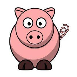 expression avec le mot cochon