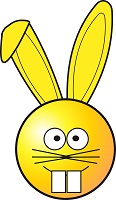 expression avec lapin