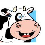 expression avec vache