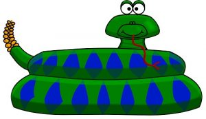 expressions avec reptiles