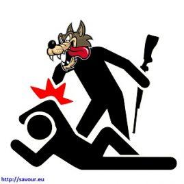 L'homme est un loup pour l'homme