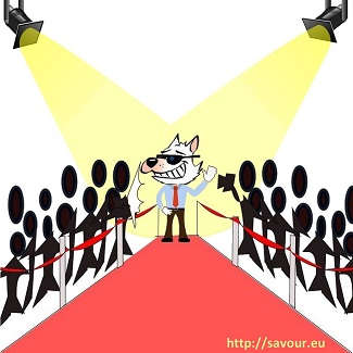 etre connu comme le loup blanc