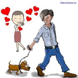 Qui aime Bertrand aime son chien