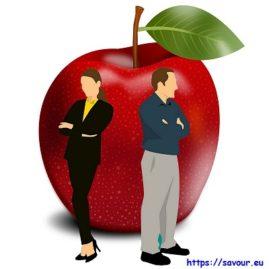 une pomme de discorde