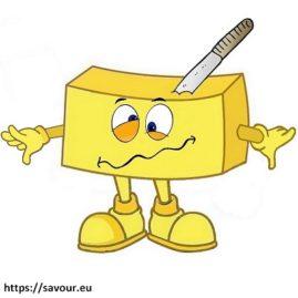 ne pas avoir inventé le fil à couper le beurre
